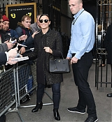 Demi Lovato Seen at London Palladium - November 13
