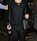 Demi Lovato Out In London - November 12