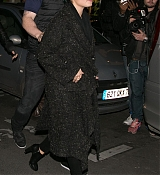 Demi Lovato Strolls in France - November 22
