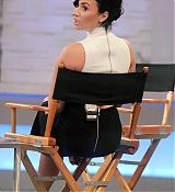 Demi Lovato at Good Morning America - March 12