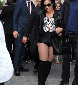 Demi Lovato Out in Paris - September 5