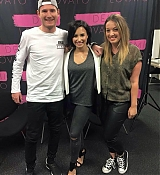 Demi Lovato World Tour Fan Photos