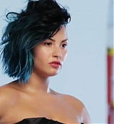 Demi Lovato for Allure Magazine Screen Captures