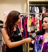 Demi Lovato for Complex Magazine BTS Screen Caps