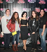 Demi Lovato at 997 Now Triple Ho Show Meet And Greet - December 3