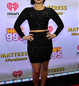 Demi Lovato at HOT 99.5''s Jingle Ball 2014 [Backstage] - December 15