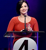 Demi Lovato at 2nd Annual Unite4:Humanity - February 19