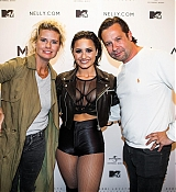 Demi Lovato at Confident Private Event in Stockholm - Meet and Greet - September 13