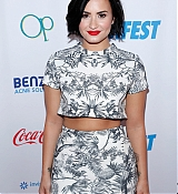 Demi Lovato at DigiFest Event - June 6