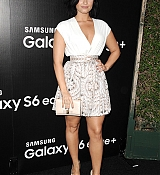 Demi Lovato at Samsung Mobile USA Event - August 18