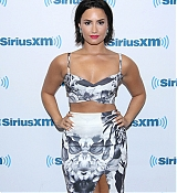 Demi Lovato at Sirius XM Event - July 1