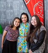 Demi Lovato at Sydney Meet & Greet - August 11