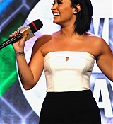 Demi Lovato at We Day Toronto - October 1