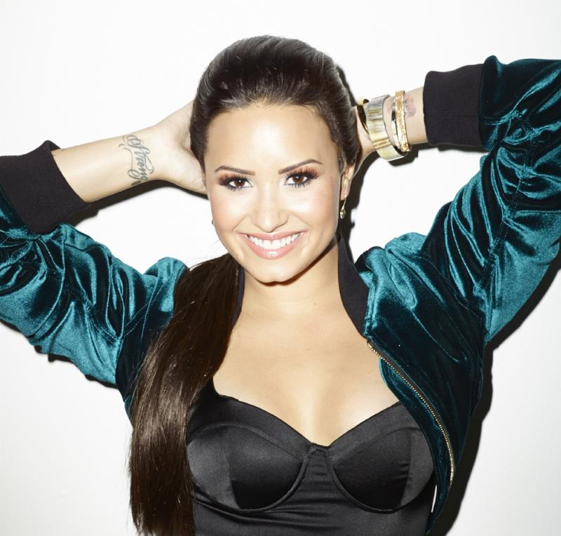 Demi Lovato Is The New Face of N.Y.C Cosmetics