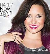 Demi Lovato for New York Color Photoshoots