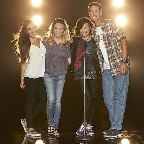 Demi Lovato New Face for Skechers Women's FootWear
