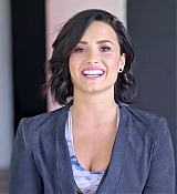 Demi Lovato Goes Behind The Scenes of Skechers Screen Captures