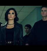 Demi Lovato On The Set of Confident Making Of