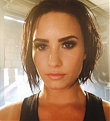 Demi Lovato Confident Music Video Photo