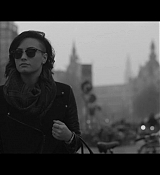 Demi Lovato in 'Nightingale' Music Video Screen Captures