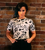 Demi Lovato for 'Up' Music Video Stills
