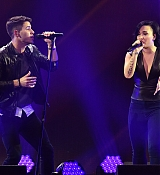 Demi Lovato Performs at KIIS FM's Jingle Ball 2014 - December 5