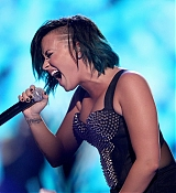 Demi Lovato Performs @ Vevo CERTIFIED SuperFanFest Presented By Honda Stage