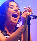 Demi Lovato Performs at NRJ Tour - September 5