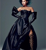 Demi Lovato For Allure Magazine Photoshoots