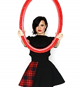 Demi Lovato for Sarah Jaye Jingle Ball Shoots