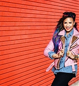 Demi Lovato for Seventeen Magazine 2014