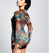 Demi Lovato at Yu Tsai Photoshoots