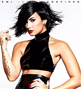 Demi Lovato New Confident Outtakes Cover