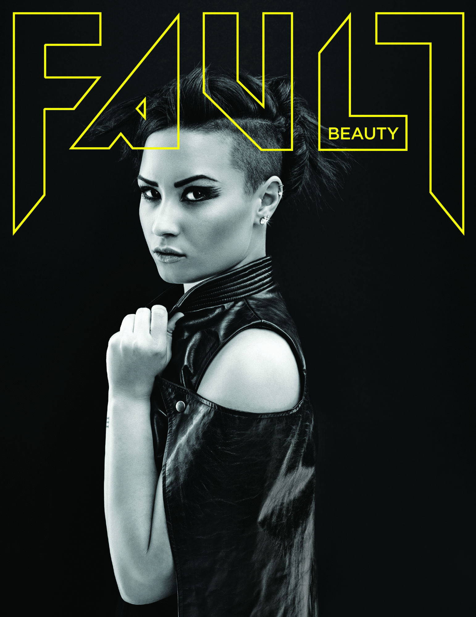 Demi Lovato Covers Fault Magazine