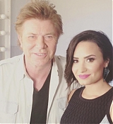 Demi Lovato on The Voice Australia - August 9