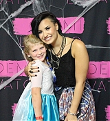 Demi Lovato World Tour Meet and Greet in Chicago, IL - October 14
