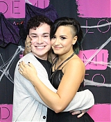 Demi Lovato World Tour Meet and Greet in Manchester, NH - October 22