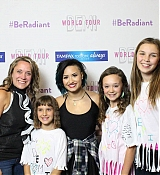 Demi Lovato World Tour in Sioux Falls, SD - October 10, 2014