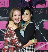 Demi Lovato World Tour in Uncasville, CT - October 17, 2014