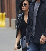 Demi Lovato In NYC - May 27