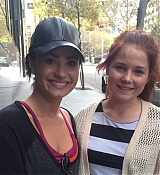 Demi Lovato In Sydney With Fans - April 19