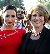 Demi Lovato at Be Vocal Speak Up for Mental Health Day 2 - October 6