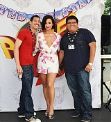 Demi Lovato at Power 96 Pool Party in Atlanta [Meet and Greet] - July 2