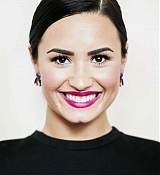 Demi Lovato for Confident Stockholm Portraits - September 14