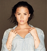 Demi Lovato for Patrick Ecclesine Photoshoot
