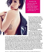 Demi Lovato for Cosmopolitan Scans