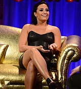 Demi Lovato at Alan Carr: Chatty Man > Stills - September 11, 2015